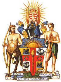 RACS coat of arms